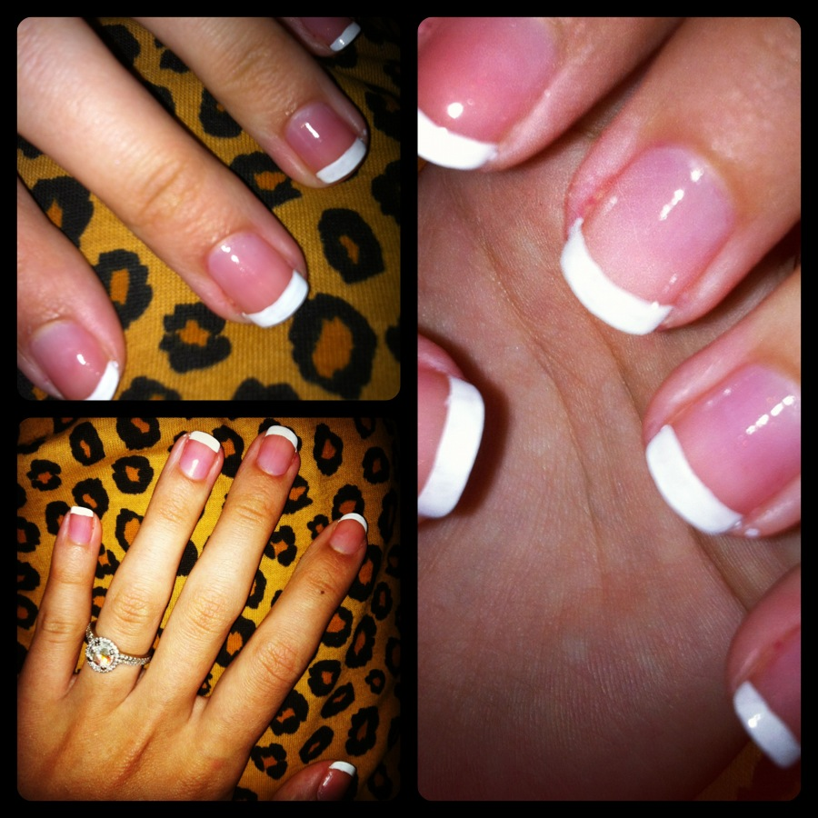 Tip Nail: My Secret To A Perfect DIY French Manicure!!
